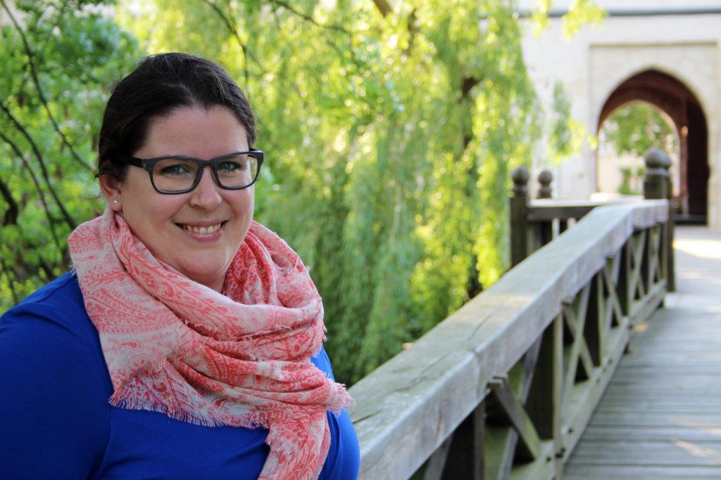 Europakandidatin des CDU Bezirksverbands Nordostniedersachsen, Lena Dupont