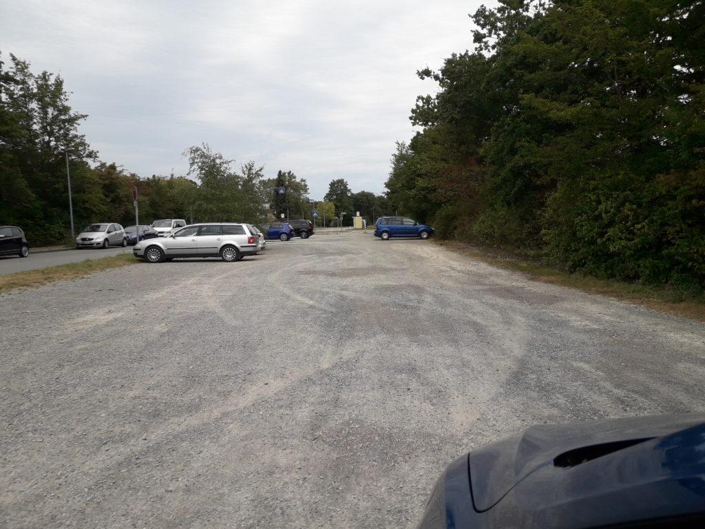 CDU Nordstadt: Parkplatz am AWO-Familienzentrum geschottert