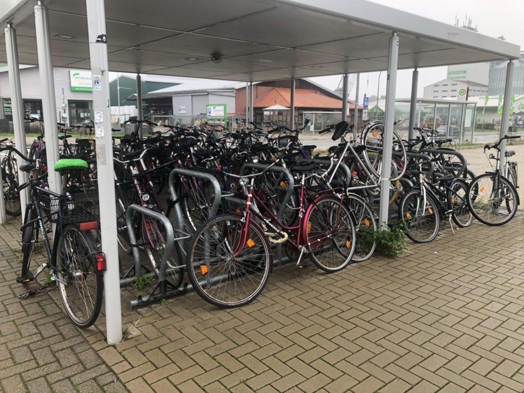 CDU plädiert für Fahrradaktion am Fallersleber Bahnhof