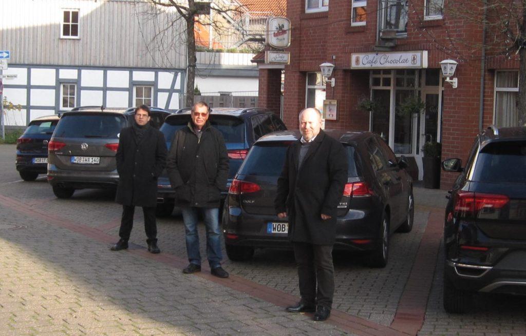 CDU bringt Prüfantrag zum Anwohnerparken ein