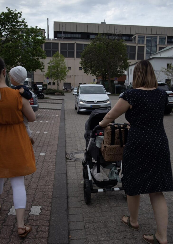 Die CDU Stadtmitte fordert mehr Verkehrssicherheit in der Kolpingstraße