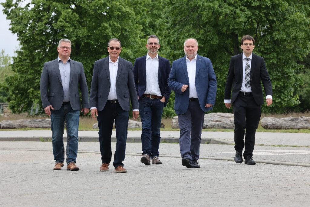 CDU Fallersleben /Sülfeld stellt Kandidaten für Ortsrat vor