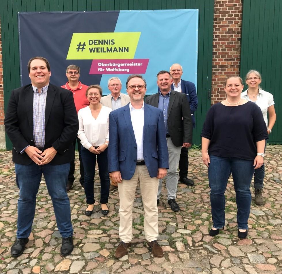 CDU-Kandidaten für Barnstorf-Hehlingen-Nordsteimke