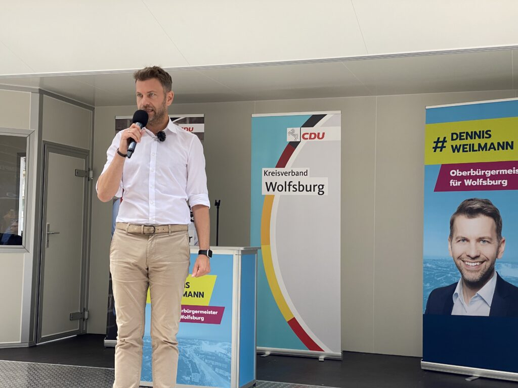 CDU startet in den Wahlkampf