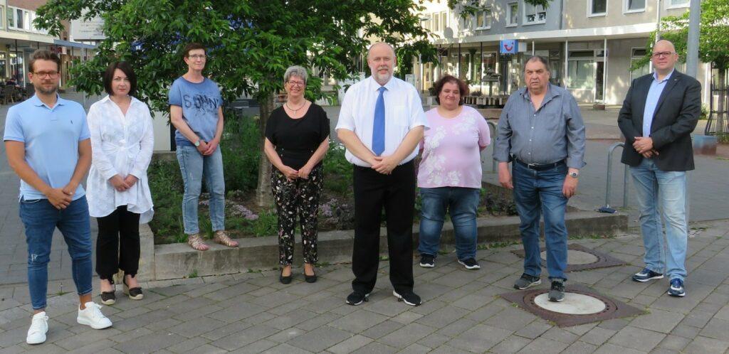 CDU-Nord nominiert  Helmut Krzywdzinski